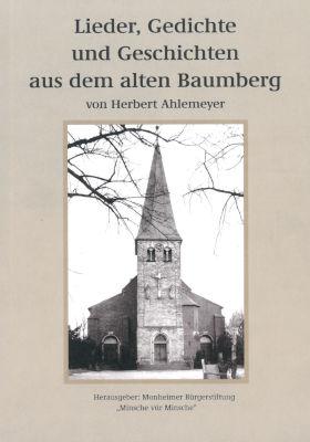 Zwei Neue Bücher über Baumberg Und Monheim Im Angebot Des Bab